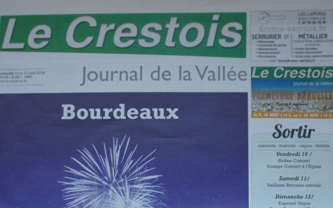 LE CRESTOIS n°6154-6155